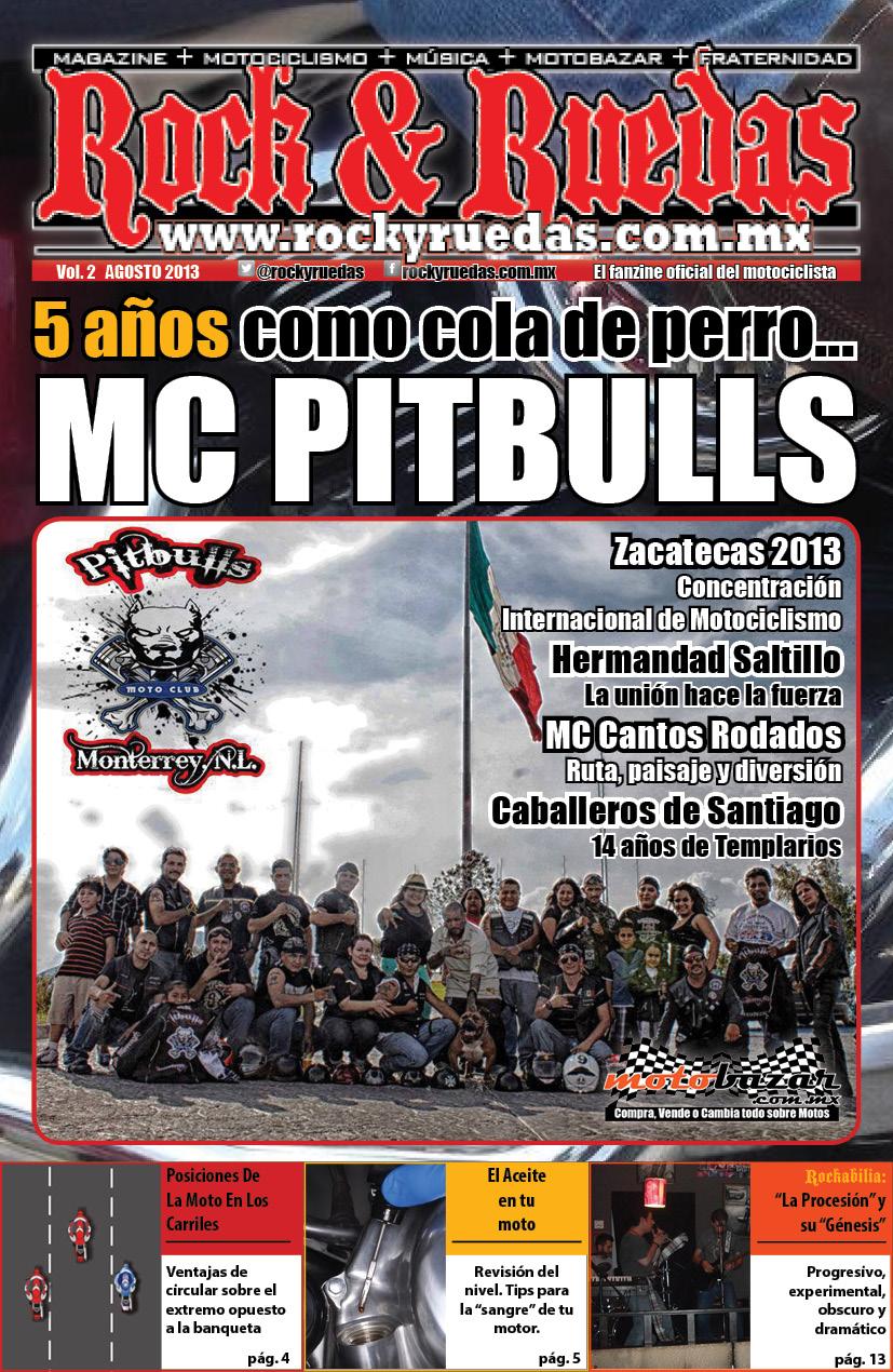 Rock & Ruedas Vol. 02