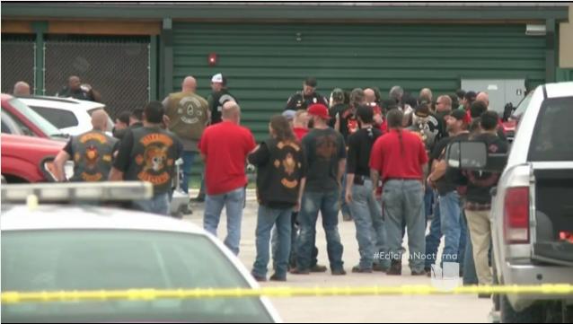 Enfrentamiento entre bandas de motociclistas rivales en Texas deja nueve muertos – Univision Noticias