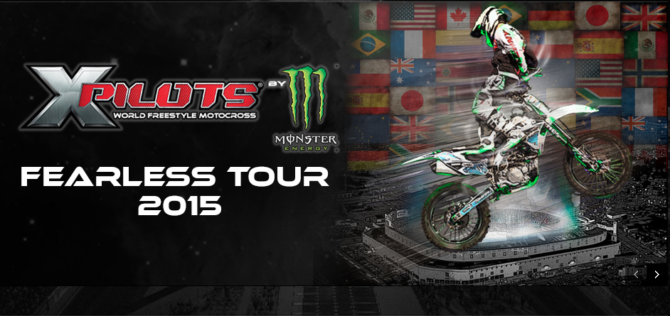 Xpilots de Monster Energy | Junio 2015