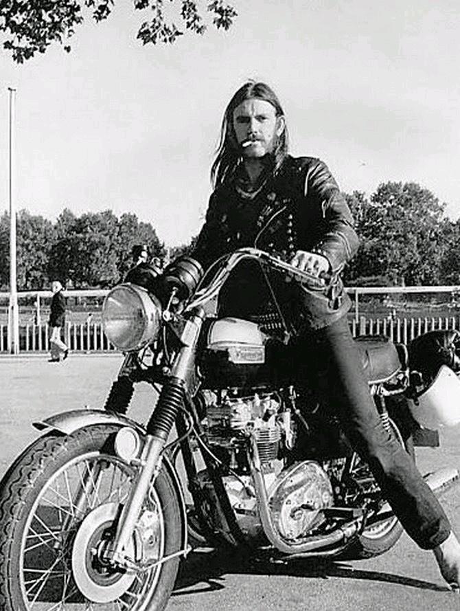Adiós Lemmy Kilmister