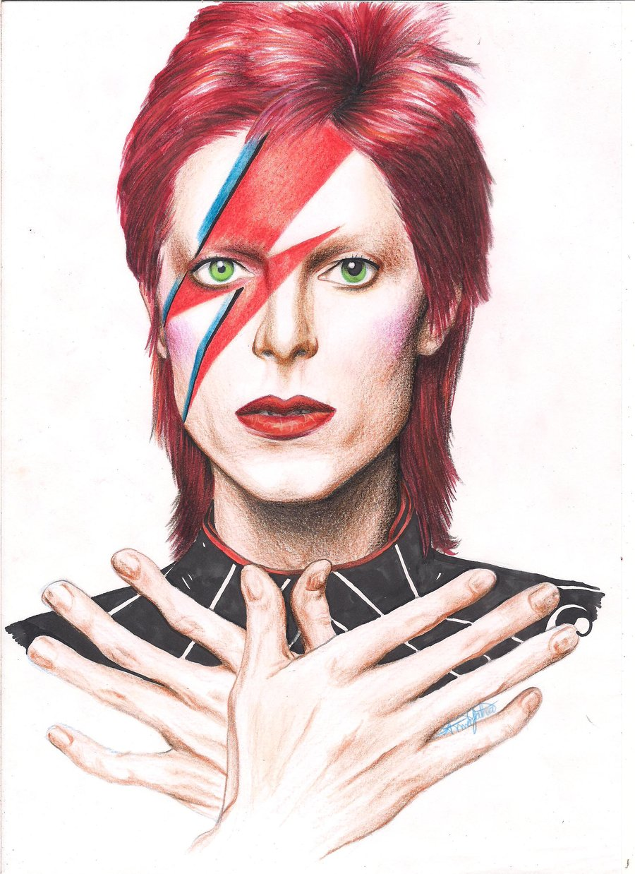 Descanse en Paz David Bowie