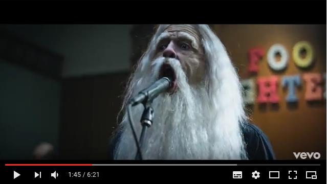 Nuevo video de Foo Fighters: «Run»