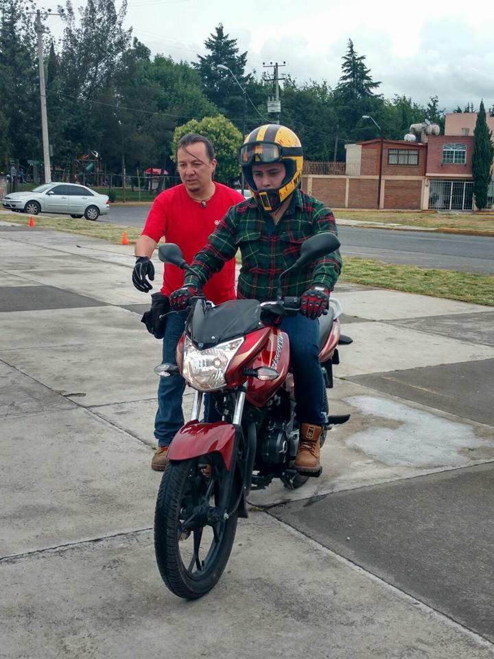 Cursos de Motociclismo