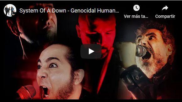 System Of A Down – Genocidal Humanoidz ESTRENO MUNDIAL